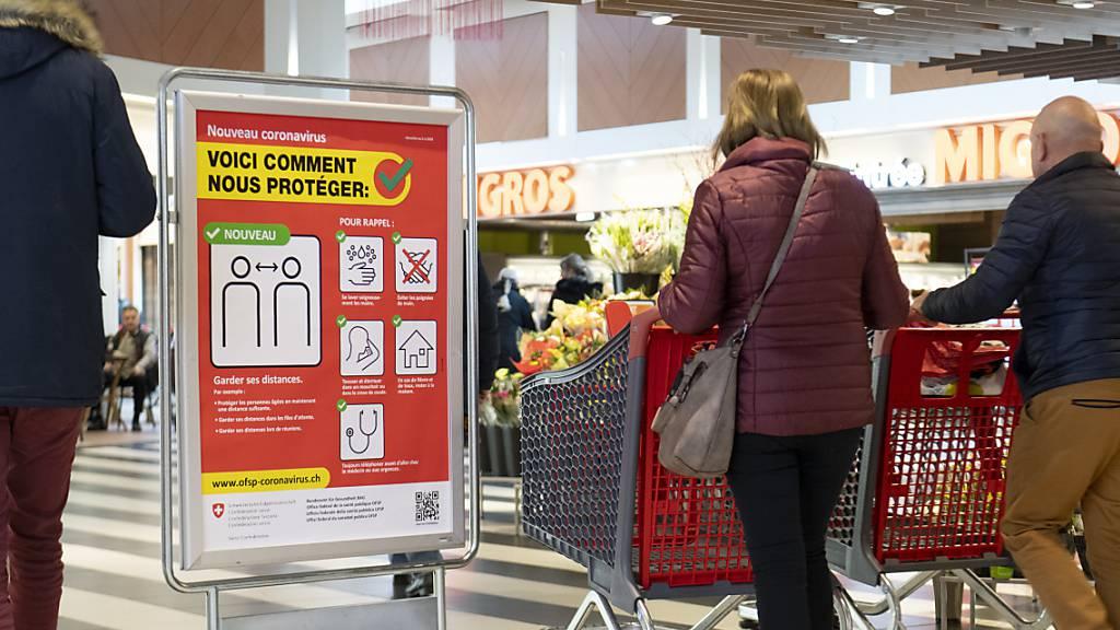 Konsumentenstimmung geprägt von Angst um Arbeitsplatz