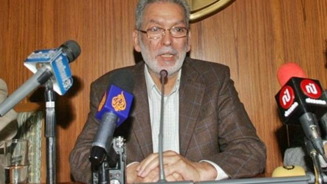 Der tunesische Präsident des unabhängigen Wahlkommission, Kamel Jendoubi