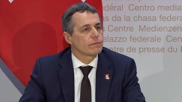 Bundesrat lehnt Rahmenabkommen vorerst ab