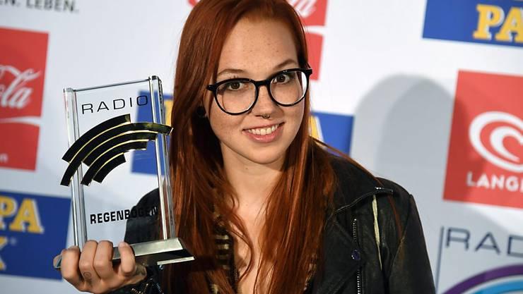 Sängerin Stefanie Heinzmann hat vor zwei oder drei Jahren ihre Karriere in Zweifel gezogen. Beinahe hätte sie umgesattelt auf Hebamme oder Schreinerin. (Archivbild)