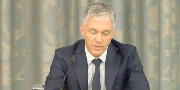Bundesanwalt Michael Lauber zu den Fortschritten bei den Fifa Untersuchungen
