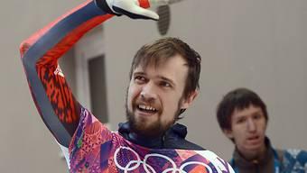 Alexander Tretjakow dominierte den Wettkampf nach Belieben