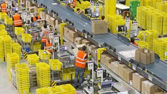 Schweizer Internethändler rechnen mit weiterem Wachstum trotz der Franken-Stärke