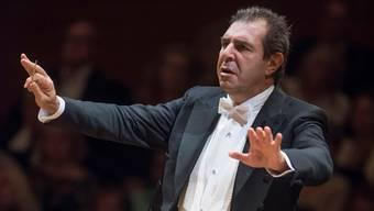 Daniele Gatt war mit dem Concertgebouw Orchestra aus Amsterdam in Luzern zu Gast.