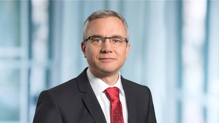 Robert Itschner arbeitet derzeit als Leiter Marketing & Verkauf der Division Robotics & Motion.