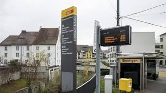 Auch die Station Binningen hat einen Zusatz erhalten: Sie heisst neu Binningen Schloss. Hinter der Änderung steckt aber nicht Baselland Tourismus.