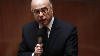 Für Innenminister Cazeneuve ist es noch zu früh, um eine Bilanz aller Massnahmen im Rahmen des Ausnahmezustandes zu ziehen. (Archiv)