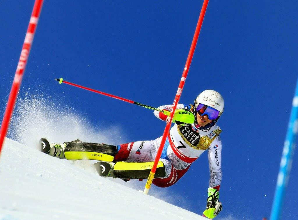 Wendy Holdener gewinnt Silber im Slalom