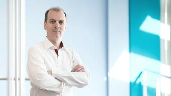 Roland Brack ist Chef und Inhaber der Competec Gruppe.Pius Amrein