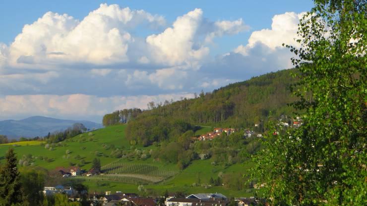 Nicht nur  Rünenberg, sondern auch Füllinsdorf ist der Sonnenhügel der Nordwestschweiz. Und das sind unsere lieben Nachbarn. Wir mögen uns alle.