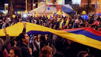 In Kolumbien haben FARC-Rebellen und Regierung Frieden geschlossen