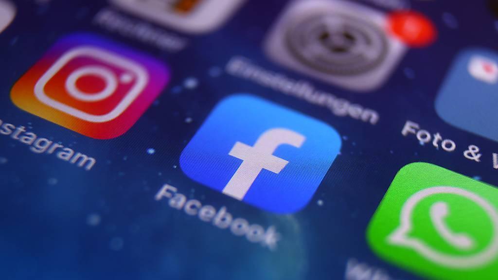 Erneute Störung bei Facebook und Insta behoben