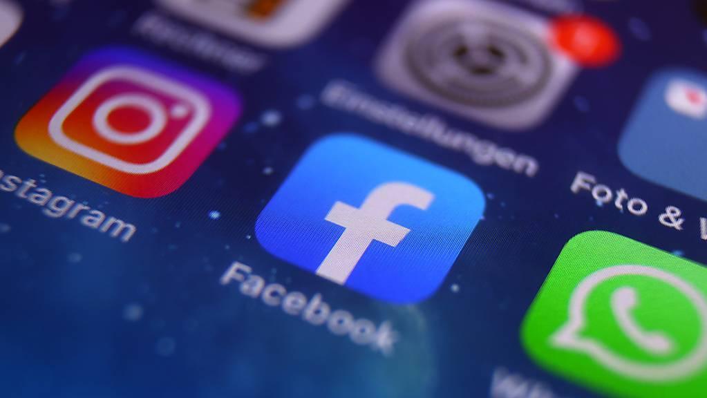 Am Freitag gab es erneut eine Störung bei Facebook, WhatsApp und Messenger. Sie wurde nach wenigen Stunden behoben.