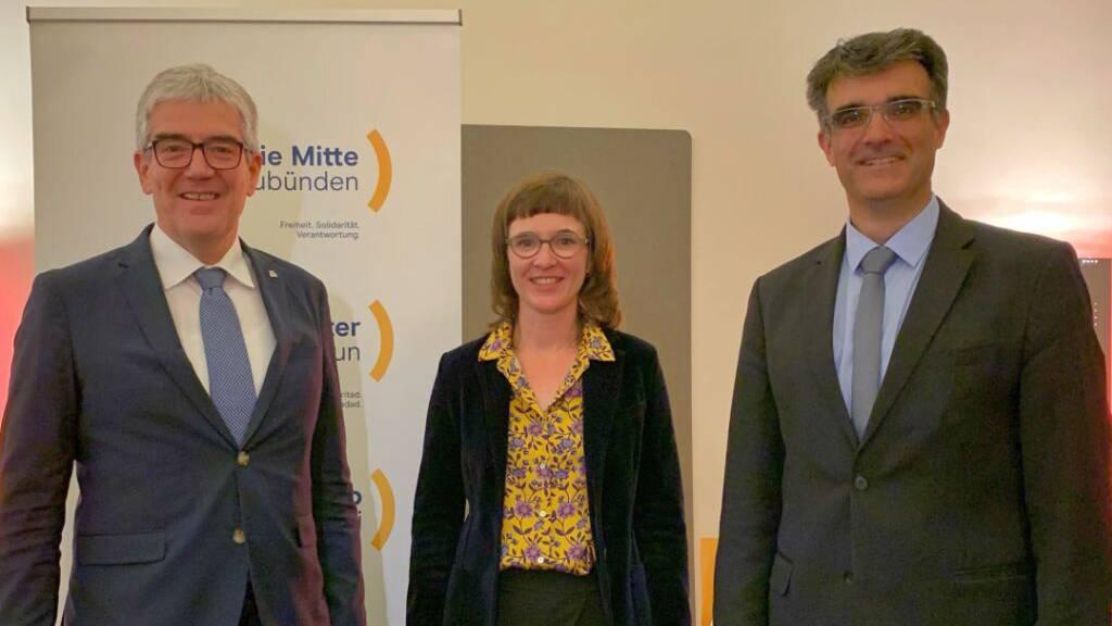 Ilanzer Gemeindepräsidentin soll für die Mitte in die Regierung