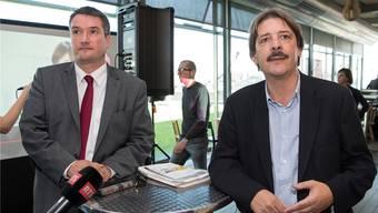 Mit der Wahl von Ignazio Cassis in den Bundesrat und der Niederlage bei der Rentenreform haben die Linken um SP-Chef Christian Levrat und Ständerat Paul Rechsteiner zwei Dämpfer in kurzer Zeit erlitten.