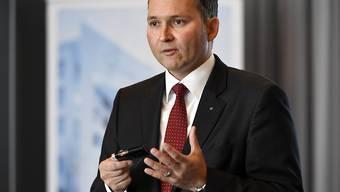 Simon Michel, Chef von Ypsomed, expandiert in Deutschland (Archiv).