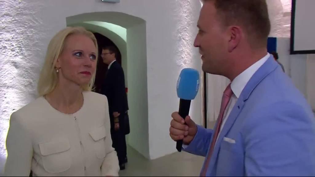 Lilian Studer wird für die EVP in den Nationalrat gewählt