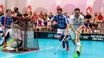 Das laufende Kalenderjahr begann für Matthias Hofbauer mit der Schweizer Nati an den World Games in Polen.