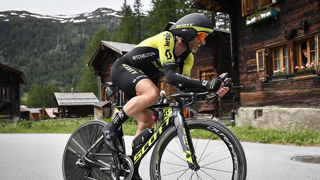 Michael Albasini fährt nun bis Ende Jahr Rennen