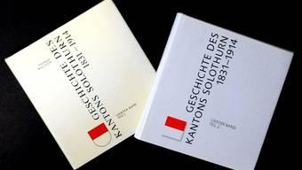 Nach dem 19. soll nun das 20. Jahrhundert Solothurns von einem Autorenteam dargestellt werden.  Ueli Wild
