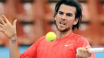 Adrian Mannarino verdiente sich Duell gegen Federer