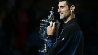 Novak Djokovic triumphiert an den US Open 2018