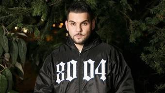 """Beim Post-Räuber handelt es sich um den ausgeschafften Rapper """"Besko"""". (Archiv)"""
