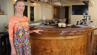 Xenia Frey führt neu die «BARfuess»-Bar.
