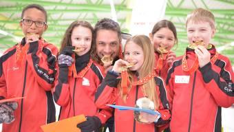 Curling, Cherry Curlers, CC Aarau, Schweizermeisterschaft