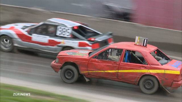Traditionelles Muttertags-Auto-Rally im Hoch-Ybrig