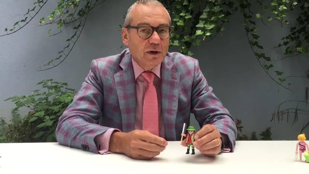 Ruedi Noser, FDP-Ständeratskandidat: «Ich möchte auf keinen Fall, dass wir das gleiche Durcheinander haben, wie die Engländer mit dem Brexit.»