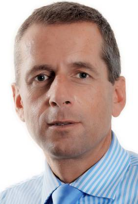 Beat Erne ist einer von drei Geschäftsleitungsmitgliedern bei den Städtischen Betrieben Olten sowie Leiter Marketing und Kommunikation.