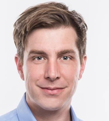 Daniel Hölzle.