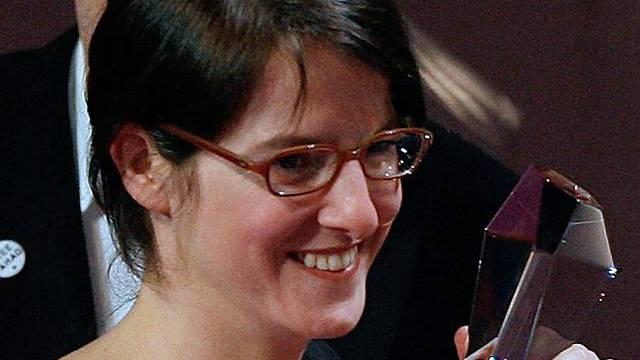 Ursula Meier wird in Luzern geehrt