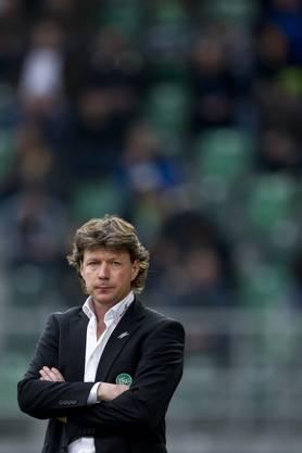 Jeff Saibene, Trainer FC St. Gallen