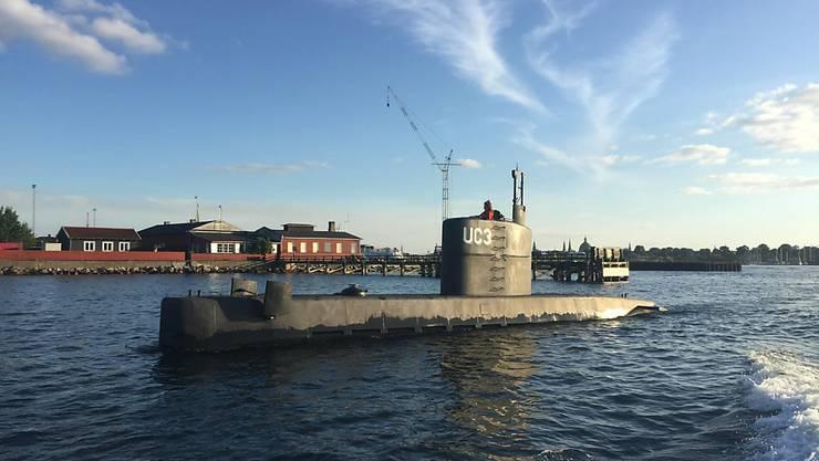 """An Bord des U-Boots """"UC3 Nautilus"""" soll eine Journalistin ums Leben gekommen sein. Der Besitzer spricht von einem Unfall, die Polizei verdächtigt ihn, das Boot absichtlich zum Sinken gebracht zu haben."""