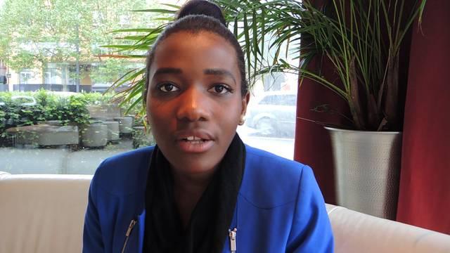 «Wir sollten uns mit Respekt begegnen»: Miss-Earth-Kandidatin Gaby Fondja sagt im Video-Interview, welche Werte sie vertritt, und was ihr bis zur Wahl noch bevorsteht.