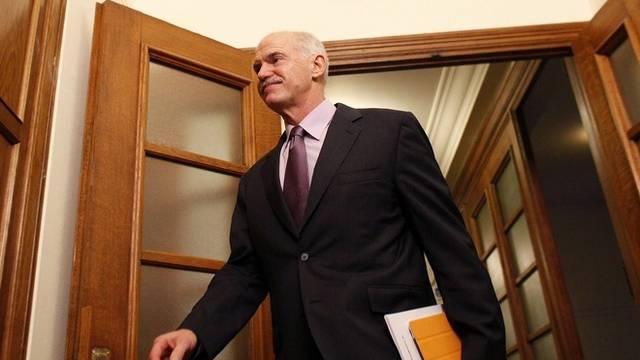 Wird nicht Premier der neuen Regierung: Giorgos Papandreou