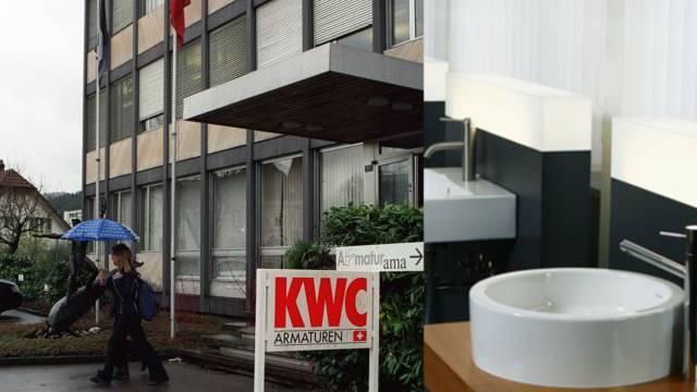 KWC-Sitz in Unterkulm und deren Produkte.