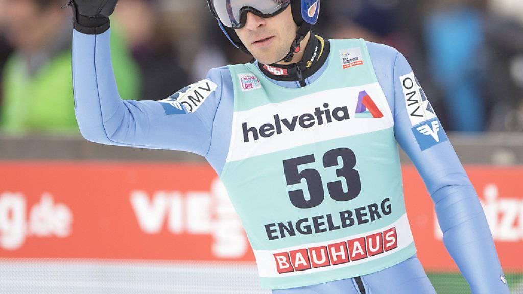 Andreas Kofler wird krankheitsbedingt Olympia 2018 auslassen müssen