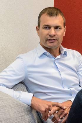 Christof Hiltmann, FDP-Landrat: «Nun mit der Ringstrasse vorwärtsmachen»