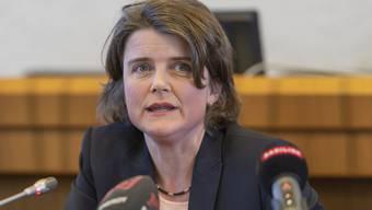 """Sicherheitsdirektorin Kathrin Schweizer entschuldigte sich nun direkt bei der Familie des achtjährigen Buben für gewisse """"Fehlleistungen""""."""