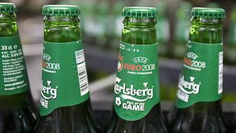 Carlsberg mit Gewinn (Archiv)