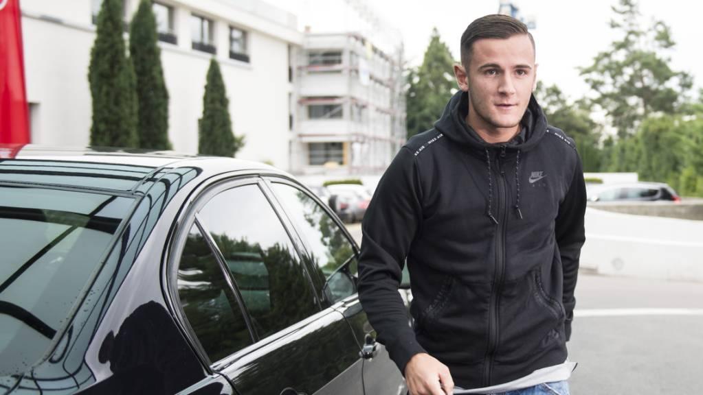 Shani Tarashaj will die Karriere beim FC Zürich neu lancieren.