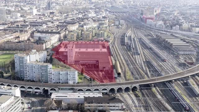 SBB plant günstige Wohnungen