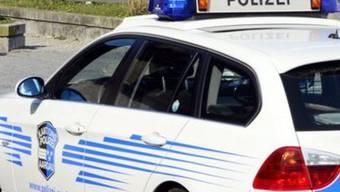Die Kantonspolizei Aargau konnte den Autofahrer anhalten (Symbolbild)