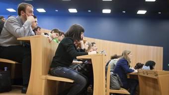 Studenten sollen an der Uni auch mal fehlen dürfen.