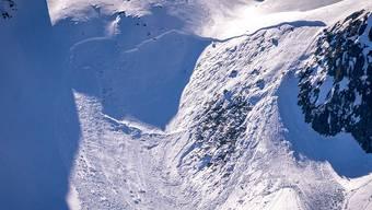 Bei Leysin VD hat sich am Samstag eine Lawine gelöst, nach Angaben der Polizei ausserhalb des Skigebietes. (Themenbild)