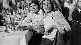 Grosse Langeweile: Jungbürgerfeier 1973