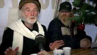 Pfarrer Siebers Pfuusbus lässt niemanden in der Kälte stehen. Gerade über die Feiertage suchen Obdachlose auch menschliche Wärme.